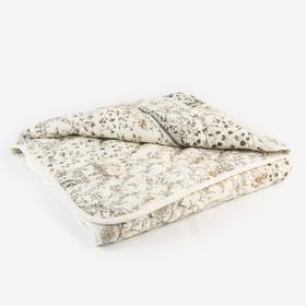 "Одеяло ""Экофайбер"", размер 110х140 см, 150гр/м2"