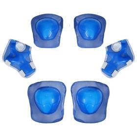 Защита роликовая, размер универсальный, цвет синий Ош