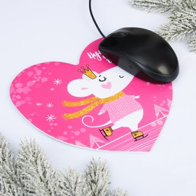 Коврик для мыши «Чудесного года», 20 × 19 см