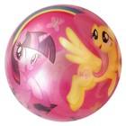 Мяч «Мой маленький пони» с блеском, 23 см, в сетке