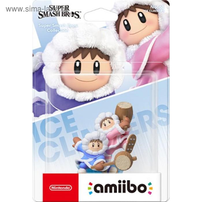 Интерактивная фигурка Amiibo, Альпинисты (коллекция Super Smash Bros.)