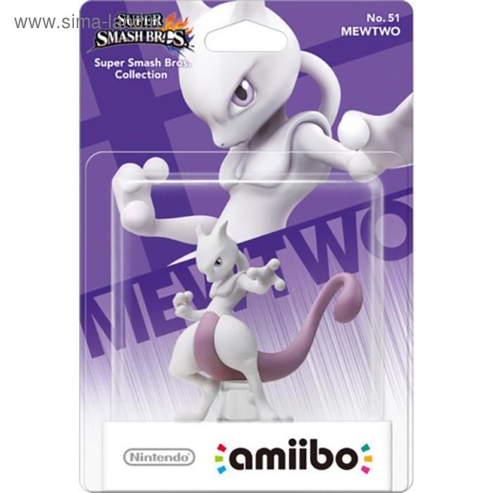 Интерактивная фигурка Amiibo, Мьюту (коллекция Super Smash Bros.)