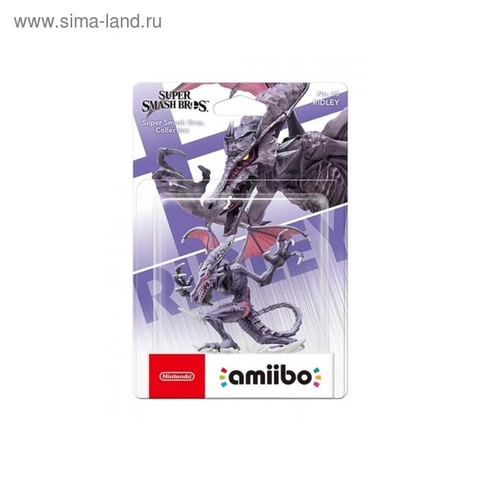 Интерактивная фигурка Amiibo, Ридли (коллекция Super Smash Bros.)