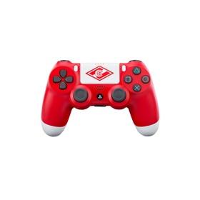 Беспроводной геймпад для Sony PlayStation 4 DualShock 4 Спартак 'Красно-белый' Ош