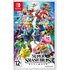 Игра для Nintendo Switch Super Smash Bros. Ultimate