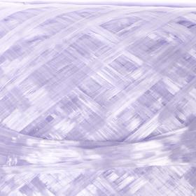 Пряжа 'Для вязания мочалок' 100% полипропилен 450м/120гр (бл. Сирень) Ош