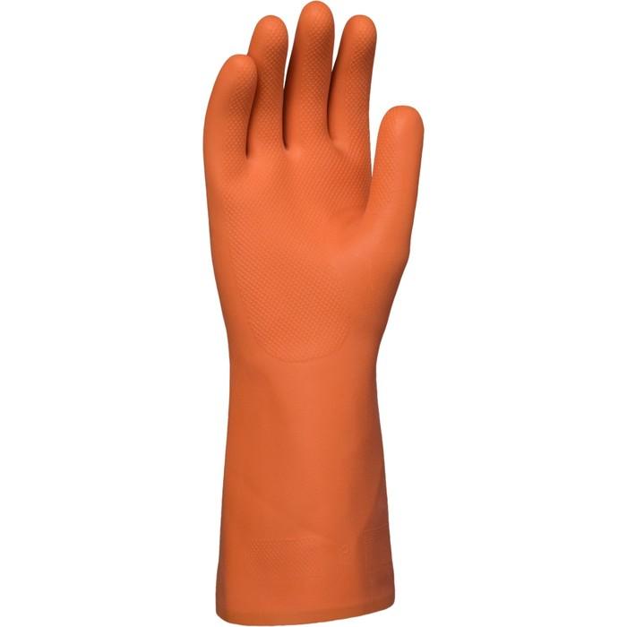 Перчатки латексные DOG L083, размер 7 (S)