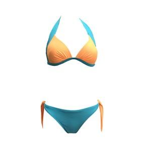 Трусы купальные женские, размер 42 (90 см) цвет небесный Ош