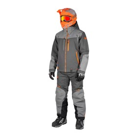 Костюм FXR Elevation Dri-Link без утеплителя, размерL, серый, оранжевый Ош