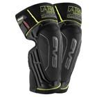 Защита колена EVS TP199 легкая, размер S-M, чёрный, жёлтый