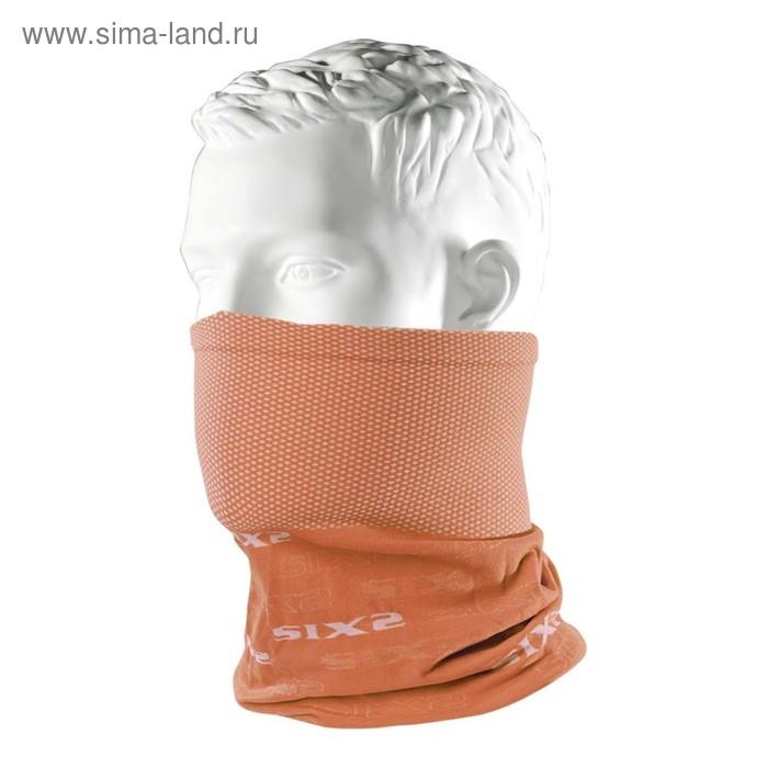 Бандана-труба SIXS TBX многофункциональный, оранжевый