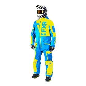 Комбинезон FXR Ranger Instinct без утеплителя, размер L, синий, жёлтый Ош