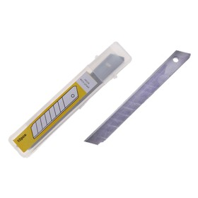 Лезвие для ножей 9мм, набор 10 шт