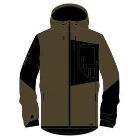 Куртка 509 Forge без утеплителя, размер L, коричневый Ош