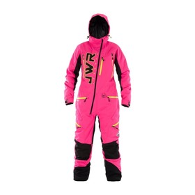 Комбинезон Jethwear The One без утеплителя, размер S, розовый Ош