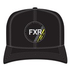 Бейсболка FXR Ride Co, чёрный, жёлтый