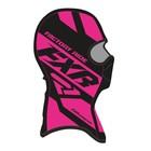 Балаклава FXR Boost, размер универсальный, чёрный, розовый