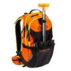Рюкзак BCA Throttle 25, оранжевый, чёрный