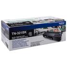 Картридж Brother TN321BK для HL-L8250CDN/MFC-L8650CDW (2500k), черный