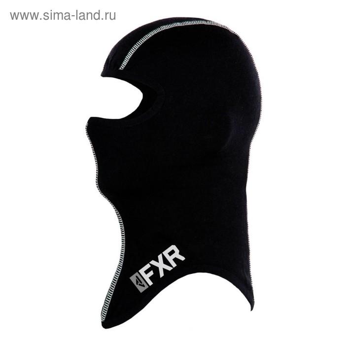 Балаклава FXR Vapour Merino 100%, размер L, чёрный