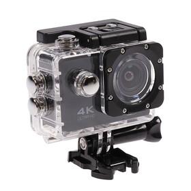 Экшн-камера Luazon RS-04, FHD, Wi-fi, чехол для подводной съемки, 18 предметов, черная Ош