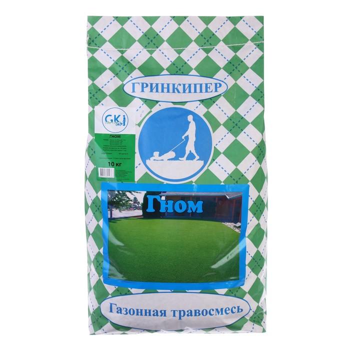 """Газонная травосмесь """"Гном"""", 10 кг"""