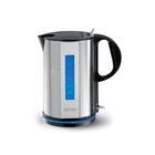 Чайник электрический HT-EK700, 2000 Вт, 1.5 л, металл, съёмный моющийся фильтр, серебристый