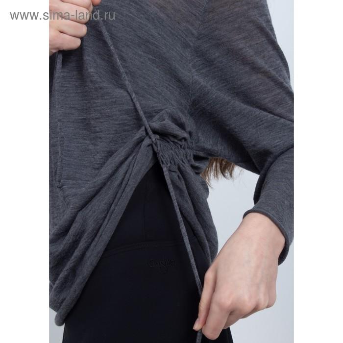 Джемпер разогревочный DA1911, цвет серый, размер 40