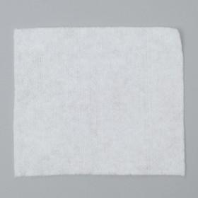 Салфетки одноразовые впитывающие, р-р 7*7см., спанлейс, 100 шт в упак