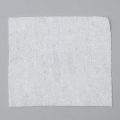 Салфетки одноразовые впитывающие, р-р 7*7см., спанлейс, 100 шт в упак - Фото 1