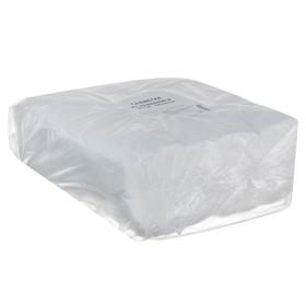 Салфетки одноразовые впитывающие, р-р 20*20 см., спанлейс, 35 г./м2, 100 шт в упак
