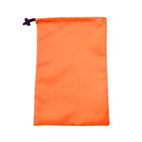 Мешок для шаклов и блоков 200х300 мм, оксфорд 240, оранжевый Ош