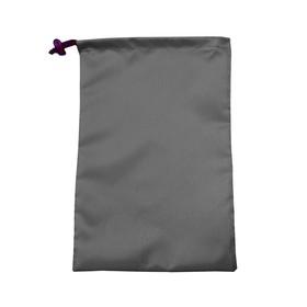 Мешок для шаклов и блоков 200х300 мм, оксфорд 240, серый Ош