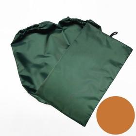 Нарукавники и коврик-мешок под колени, оксфорд 240, оранжевый Ош
