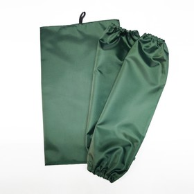 Нарукавники и коврик-мешок под колени, оксфорд 210, цифра Ош