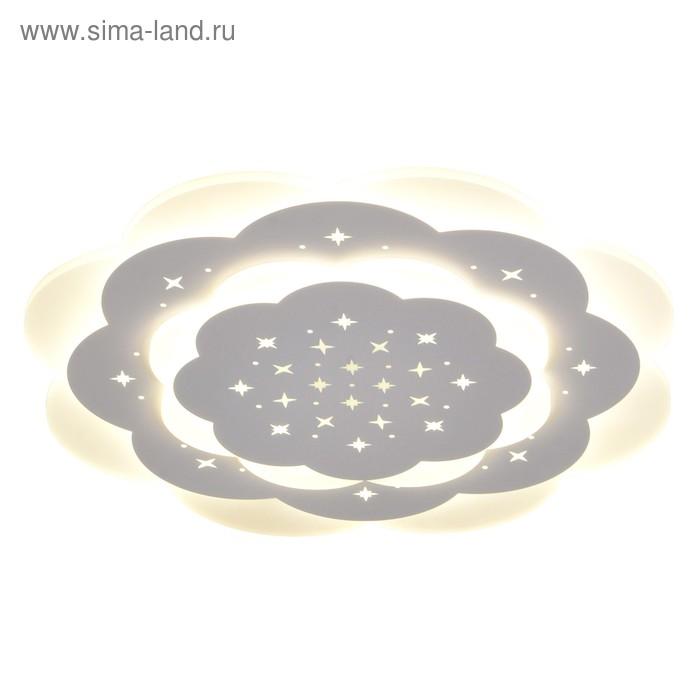 """Светильник """"Арро"""" 124Вт LED белый с ПДУ"""