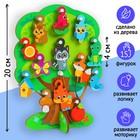 Игрушка с крючками «Лесное дерево» - Фото 2