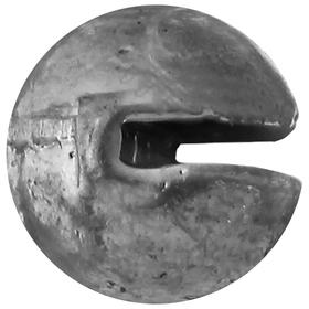 Груз «Шар» разрезной, 1,5 г