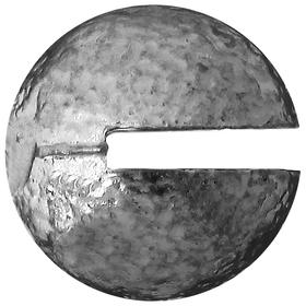 Груз «Шар» разрезной, 2,5 г Ош