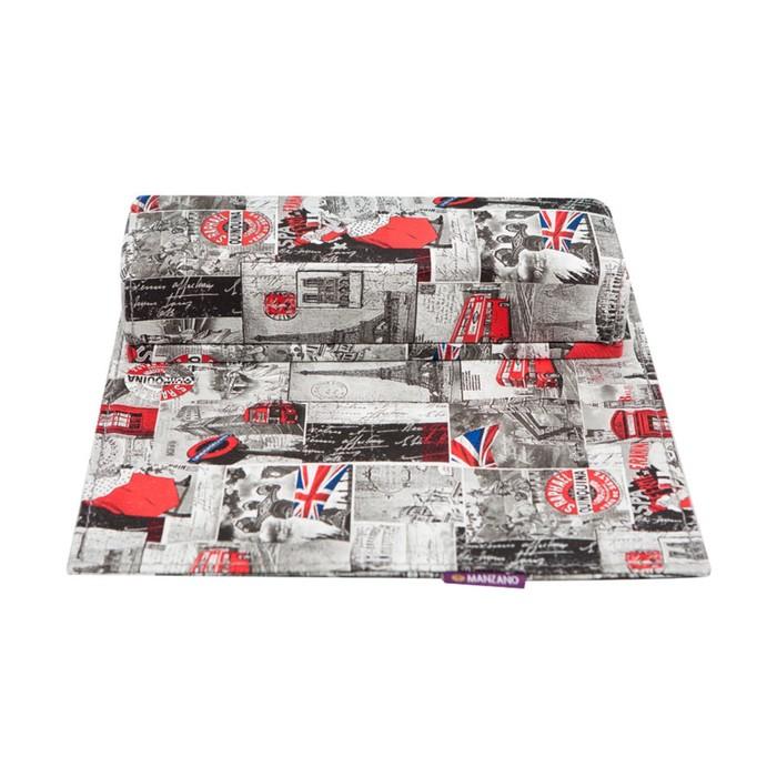 Подушка для маникюра Afina с ковриком и чехлом, цвет PALS Infinity 267 (Лондон)