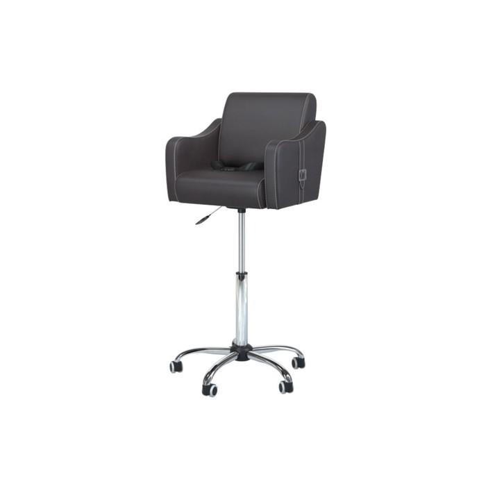 Детское парикмахерское кресло, Sorento mini, цвет коричневый
