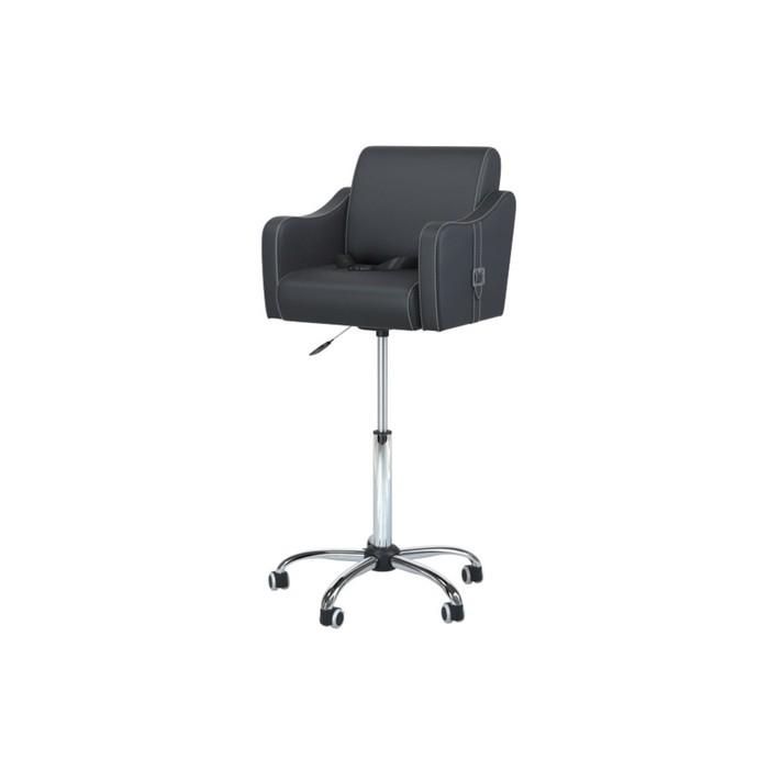 Детское парикмахерское кресло, Sorento mini, цвет чёрный