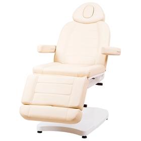 Косметологическое кресло SD-3803A, 2 мотора, цвет слоновая кость Ош