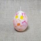 Свеча Яйцо м.Мозаика Пасхальная 4,5х6,5