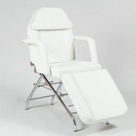 Косметологическое кресло SD-3560, механика, цвет белый Ош