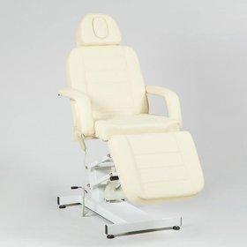 Косметологическое кресло SD-3705, 1 мотор, цвет слоновая кость Ош