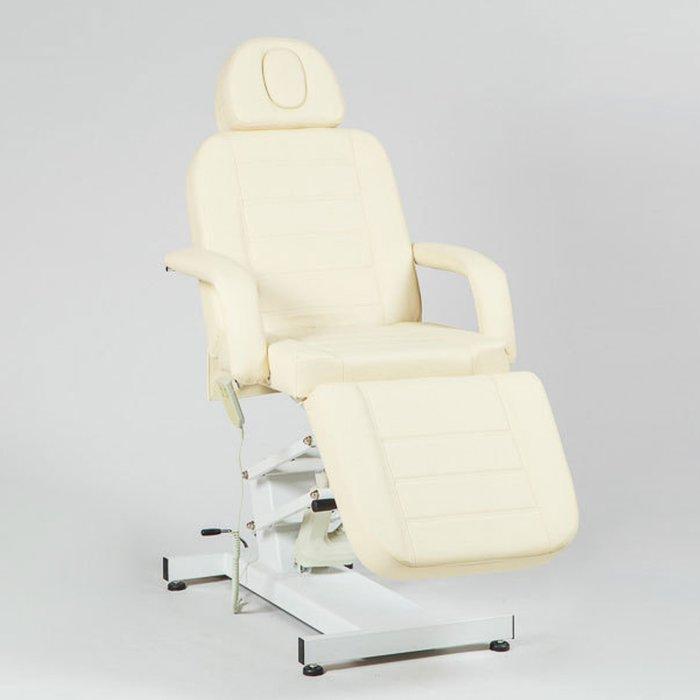 Косметологическое кресло SD-3705, 1 мотор, цвет слоновая кость
