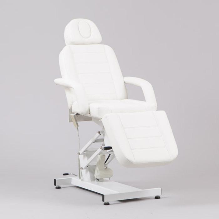 Косметологическое кресло SD-3705, 1 мотор, цвет белый