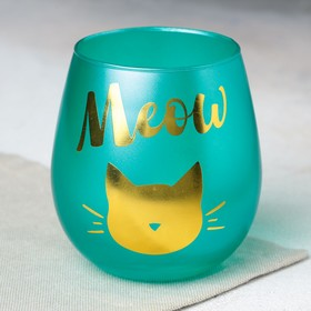 """Стакан """"Meow"""", 400 мл"""
