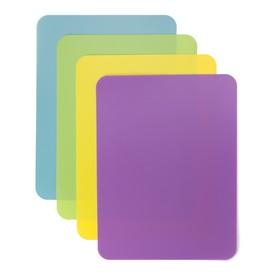 Доска разделочная Menu, гибкая, 38.5 × 29.5 × 0.07 см, цвет МИКС